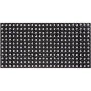 Paillasson caoutchouc noir, L.100 x l.50 cm, Ring rubber mat