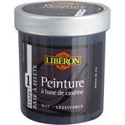 Cire effet patin liberon noir graphite l leroy - Peinture liberon effet patine ...
