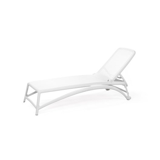 bain de soleil de jardin en r sine plastique atlantico. Black Bedroom Furniture Sets. Home Design Ideas