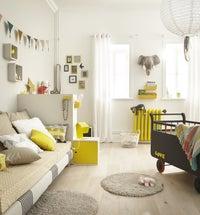 Une chambre d\'enfant au style scandinave | Leroy Merlin