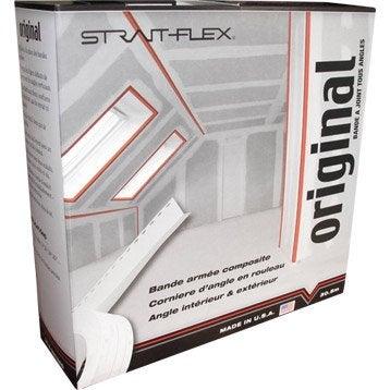 Bande à joints tout angle STRAITFLEX, 30.5 m