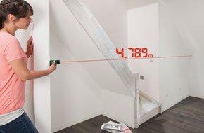 t l m tre connect laser bosch plr 40 c 40 m leroy merlin. Black Bedroom Furniture Sets. Home Design Ideas