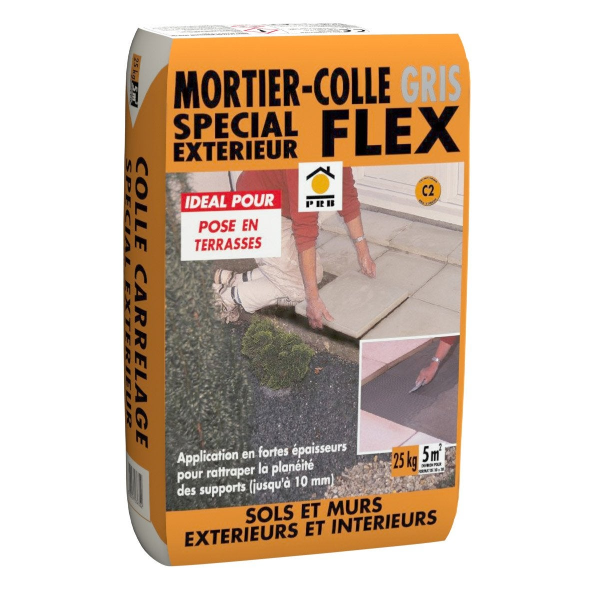 Mortier Colle Exterieur