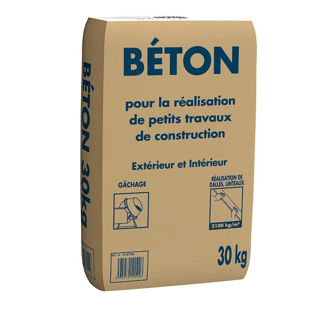 Béton 30 Kg