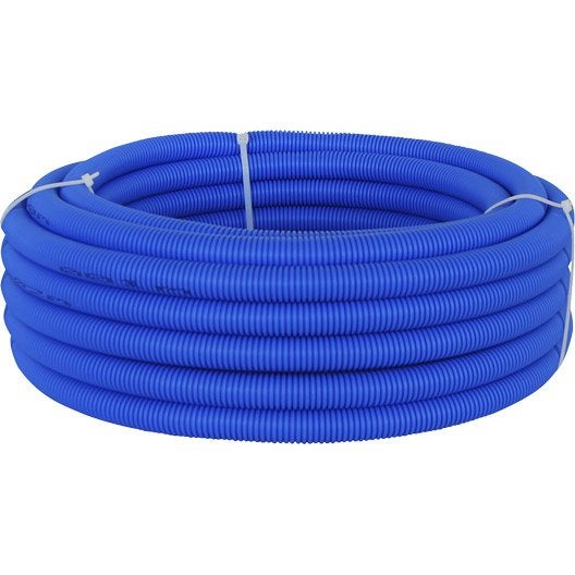 tube d'alimentation gainé per, diam.13 x 16 mm, en couronne de 25