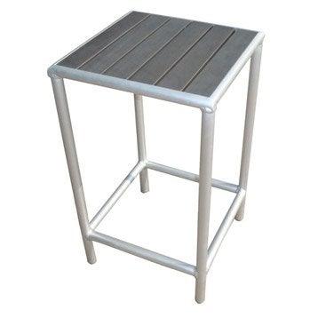 banc bar et desserte de jardin salon de jardin table et chaise leroy merlin. Black Bedroom Furniture Sets. Home Design Ideas