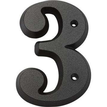 signal tique ext rieure num ro de porte lettre panneau signalisation au meilleur prix. Black Bedroom Furniture Sets. Home Design Ideas