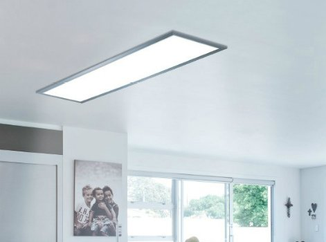 Plafonnier Led Rectangulaire Extra Plat
