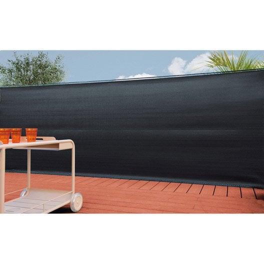 brise vue poly thyl ne naterial occultation tiss e 100. Black Bedroom Furniture Sets. Home Design Ideas