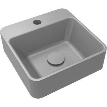 Lave mains lave mains et meuble leroy merlin for Meuble 30x30