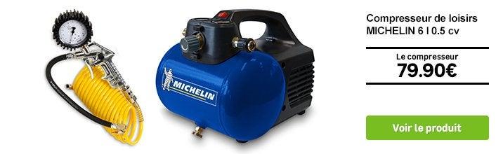 Compresseur Michelin 6L