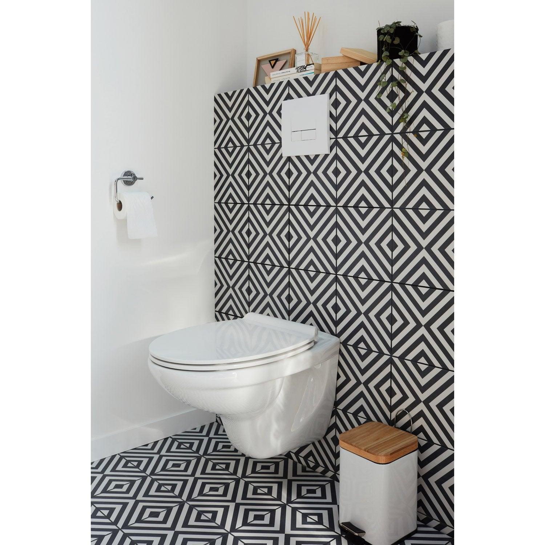Pack WC Suspendu Bâti Sol, SENSEA Neo 3