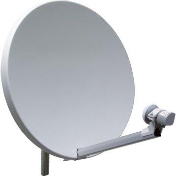 Antenne satellite parabolique composite 60 cm, VISIONIC
