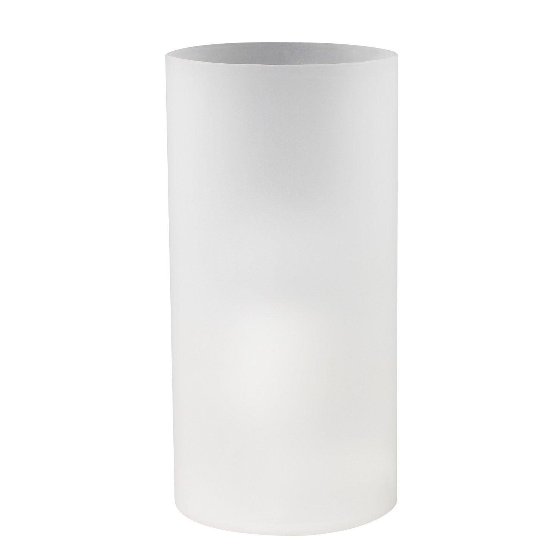 lampe e27 basic verre blanc 60 w 5 Nouveau Lampe Verre Iqt4