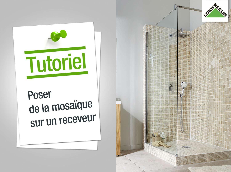 Cabine Salle De Bain Complete salle de bain et wc mosaique en resine imitation pierre 100