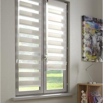 store enrouleur jour nuit polyester inspire gris gris n 4 52x170 cm. Black Bedroom Furniture Sets. Home Design Ideas