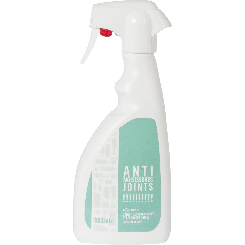 Joint Salle De Bain Anti Moisissure ~ produit anti moisissure salle de bain luxury nettoyer les joints