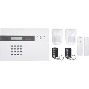 Alarme maison sans fil compatible animaux EDEN Ha2500pp