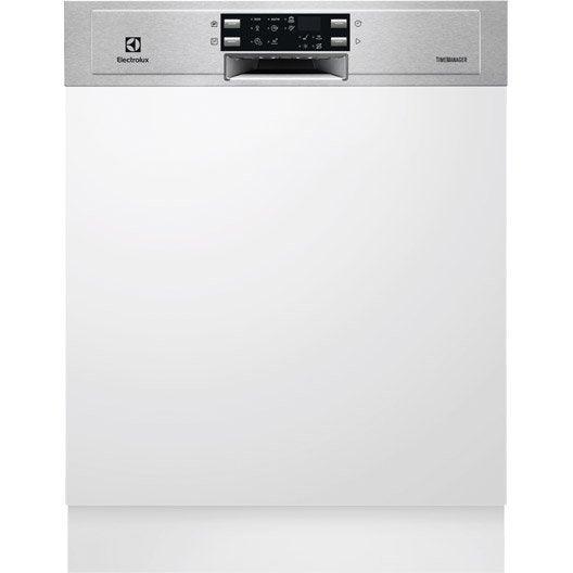 Lave vaisselle encastrable leroy merlin for Installer lave vaisselle integrable