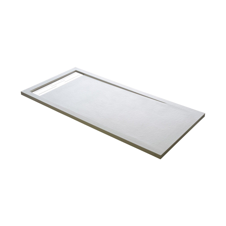 receveur de douche urban standard rectangulaire 160 x 80 cm