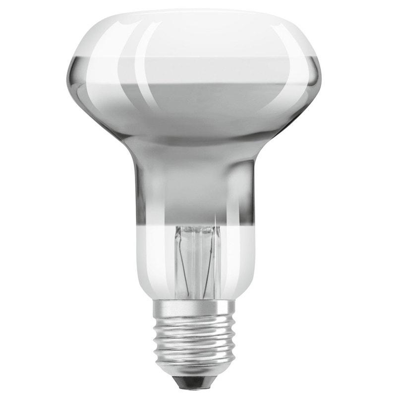 Ampoule Led Réflecteur R63 E27 4w 360lm équiv 30w 2700k 60 Osram