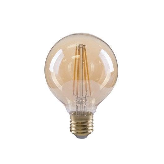 Ampoule filament d corative au meilleur prix leroy merlin - Ampoule filament leroy merlin ...
