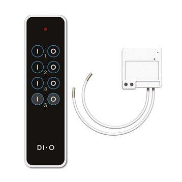 Micromodule et télécommande pour éclairage DIO