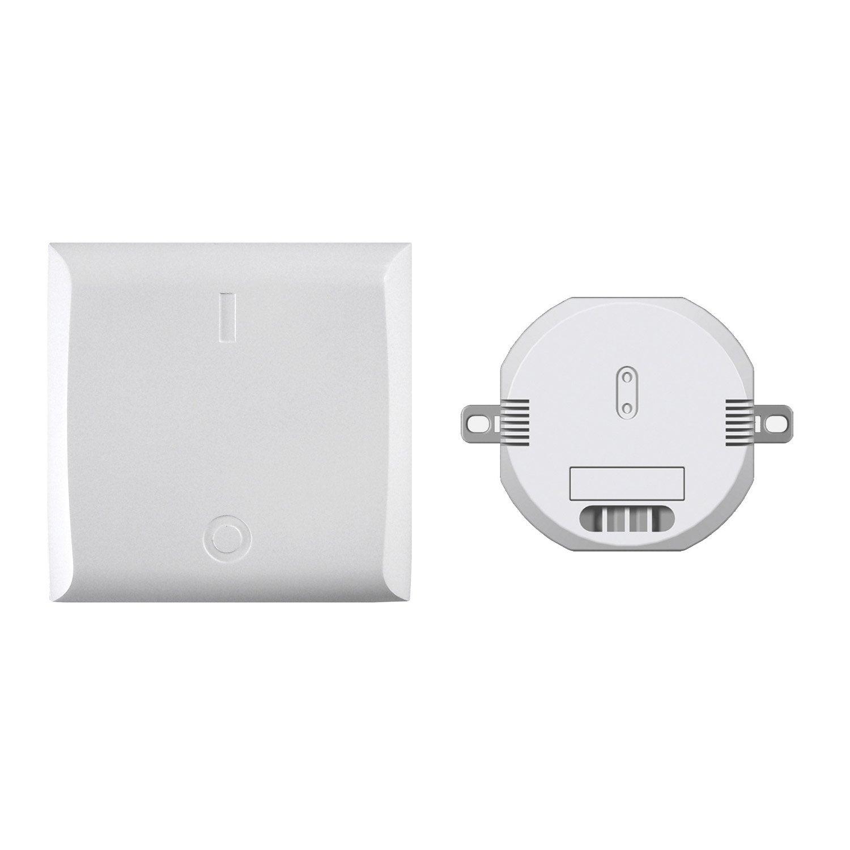 Avec Interrupteur Connecté Récepteur 1 Pour Kit Dio Éclairage Un Nwvm80nO
