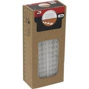 Bandelette à clouer tapissier Acier, STANDERS, Diam.4 x L.5000 mm