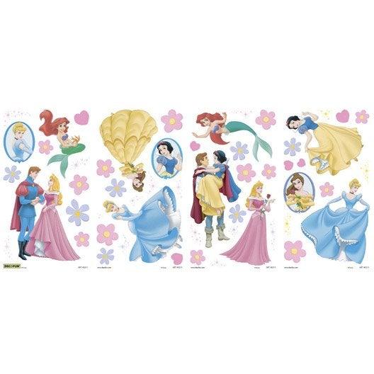 Sticker Princesses 25 cm x 70 cm