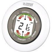 Thermomètre / hygromètre intérieur, LA CROSSE TECHNOLOGY, WT138