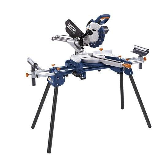 scie onglet dexter power mssl8 1700w 210mm support. Black Bedroom Furniture Sets. Home Design Ideas