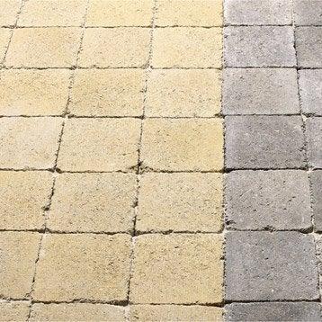 Carrelage pav dalle b ton pierre naturelle et for Pave beton exterieur