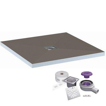receveur de douche douche leroy merlin. Black Bedroom Furniture Sets. Home Design Ideas