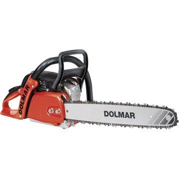 Tronçonneuse à essence DOLMAR Ps420sc40 42.4 cm³, coupe de 40 cm