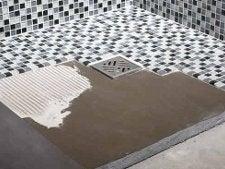lux element receveur de douche