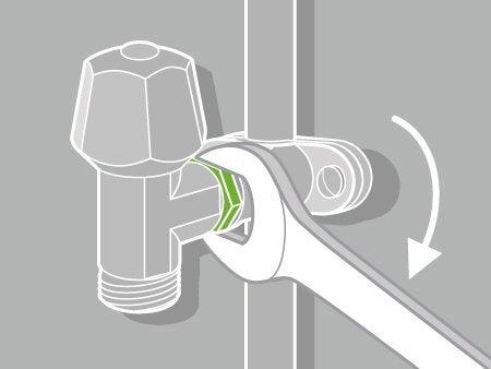 Comment poser un robinet autoperceur leroy merlin - Adaptateur robinet machine a laver ...