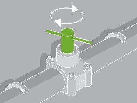 Comment poser un robinet autoperceur leroy merlin - Comment installer un robinet auto perceur ...