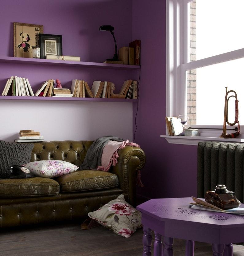 De la peinture dans le salon - Peinture dans le salon ...