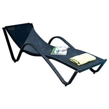 Hamac, transat et bain de soleil - Salon de jardin, table ...