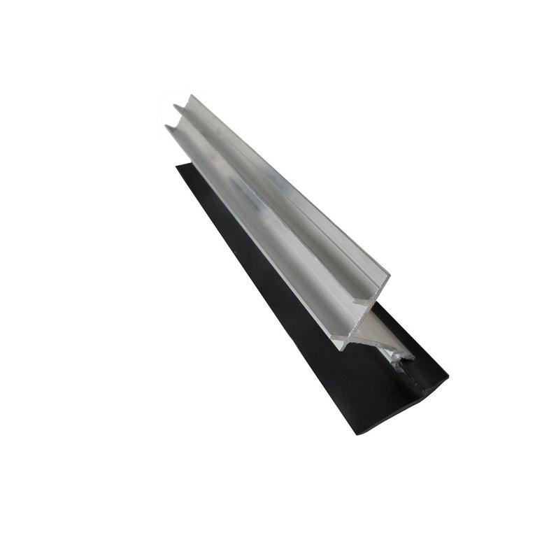 Kit Profil Mural Supérieur Aluminium L4 M