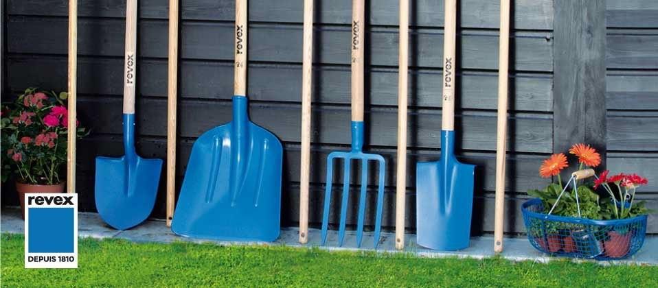 Revex | Outils de jardinage et bâtiment au meilleur prix | Leroy Merlin