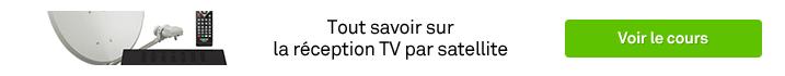 BZ PEDAGO La reception TV par satellite