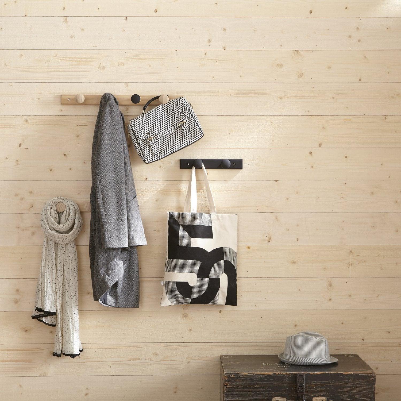 lambris mural leroy merlin leroy merlin pose duun lambris. Black Bedroom Furniture Sets. Home Design Ideas