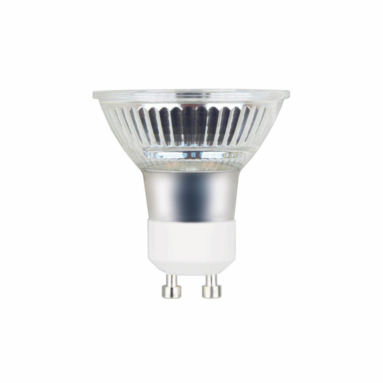 Verre4w320lméquiv Led SpotEn 100° Pour 35w2700k Ampoule Lexman Gu10 f6b7yvgY