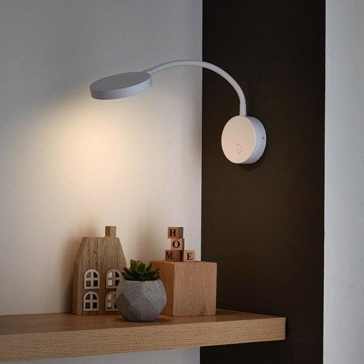 Applique Murale Lampe Au Meilleur Prix Leroy Merlin