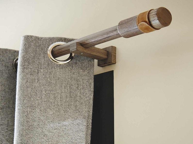 rails rideaux et accessoires leroy merlin leroy merlin. Black Bedroom Furniture Sets. Home Design Ideas