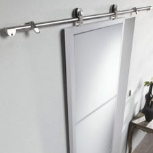 Poser une porte coulissante leroy merlin for Systeme de porte coulissante en applique