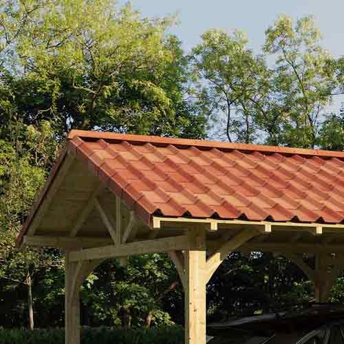 Charpente, toiture et bardage | Leroy Merlin
