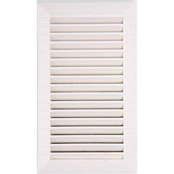 grille d 39 a ration grille de ventilation bouche a ration leroy merlin. Black Bedroom Furniture Sets. Home Design Ideas